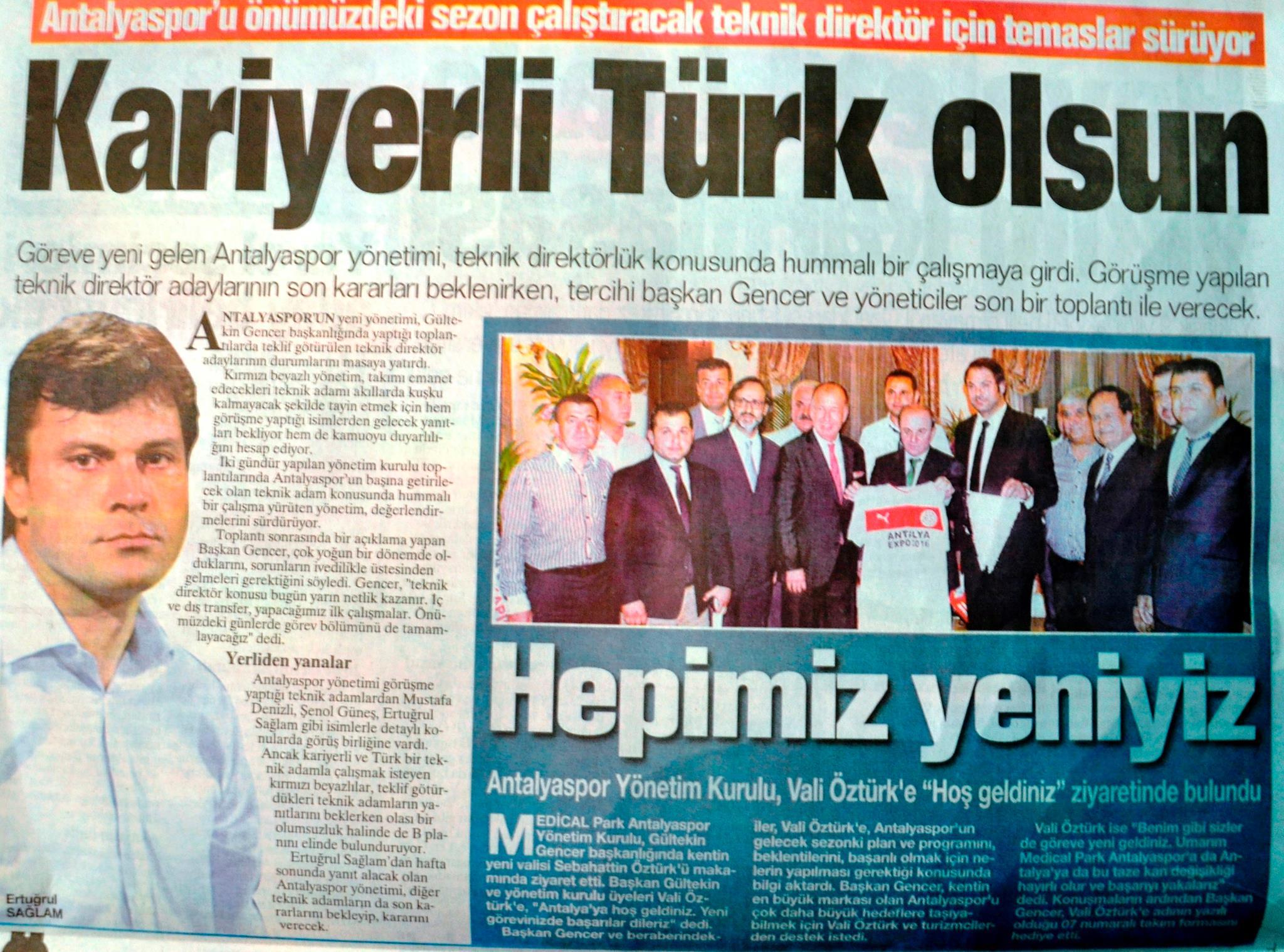 Kariyerli Türk olsun