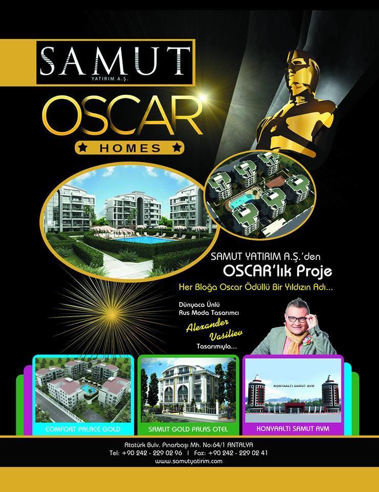 Oscar Homes